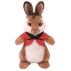 TY Beanie Babies: Nyúl Péter - Tapsi nyuszi plüssfigura - 15 cm