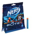 NERF: Elite set muniție de rezervă - 20 buc.