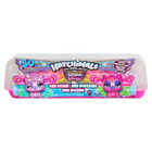 Hatchimals: CollEGGtibles Wilder Wings Cofraj cu 12 mini ou, seria 9