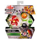 Bakugan S2 Páncélozott szövetség: Pegatrix x Goreene Ultra - Cycloid - Ryerazu kezdőszett