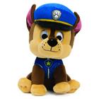 Paw Patrol: Figurină de pluș Chase - 6 cm