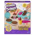 Kinetic Sand: Set creativ Îngheață din nisip parfumat