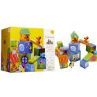Djeco: Cubanimo - Cuburi de construit cu animale