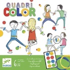 Djeco: Quadricolor - Négyszín társasjáték