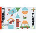 Djeco: Kotakote - Sasszem kártyajáték