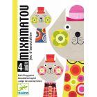 Djeco: Mixamatou - Macskadivat kártyajáték
