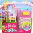 Barbie Chelsea Club: Chelsea hálószobája