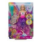 Barbie Dreamtopia: Păpușă Barbie 2-în-1
