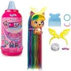 VIP Pets: Cățeluș cu coafură fabuloasă - figurină surpriză