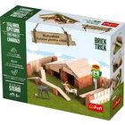 Brick Trick: Cotețul pentru câini din cărămiduțe - set de construcție