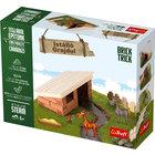 Brick Trick: Grajdul din cărămiduțe - set de construcție