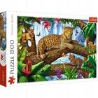Trefl: Pihenés a fák között 1500 darabos puzzle