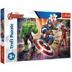 Trefl: Bosszúállók, Maxi puzzle - 24 darabos