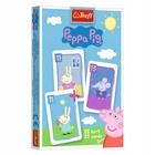 Trefl: Peppa Pig - joc de cărți Păcălici