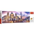 Trefl: Piazza Navona, Róma 500 darabos panoráma puzzle