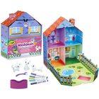Crayola Washimals: Set de joacă Căsuță confortabilă