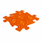 Muffik: Puha Dínó tojás kiegészítő darab szenzoros szőnyegekhez - narancssárga