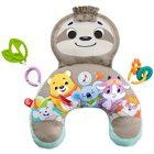 Fisher-Price: Pernă leneș pentru bebe cu muzică și vibrații
