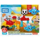Mega Bloks: Kukucskockák építkezés