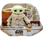 Star Wars: Figurina de pluș Baby Yoda interactiv - 30 cm