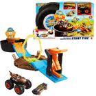 Hot Wheels: Monster Trucks set de joacă Roată cascadorie