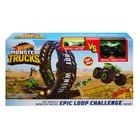 Hot Wheels: Monster Trucks set de joacă Buclă epică
