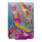Barbie Dreamtopia: Păpușă sirenă magică