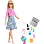 Barbie: Karrier játékszett - tanár