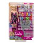 Barbie: Set de joacă Timpul de cumpărături