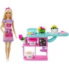 Barbie: Virágkötő játékszett