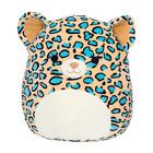 Squishmallows: Leopardul Liv figurină de pluș - 20 cm