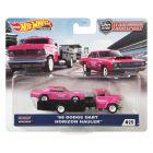 Hot Wheels: Szállító kisautók - 68' Dodge Dart Horizon Hauler
