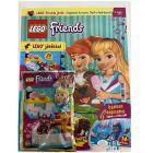 LEGO Friends újság figurával