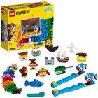 LEGO Classic: Kockák és fények 11009