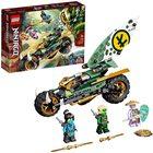 LEGO Ninjago: Motocicleta chopper a lui Lloyd 71745