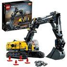 LEGO Technic: Nagy teherbírású exkavátor 42121