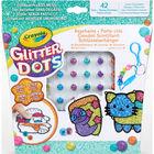 Crayola: Glitteres Dekorgyöngyök - kulcstartó készítő készlet - CSOMAGOLÁSSÉRÜLT