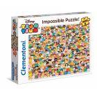 Clementoni: TsumTsum kihívás 1000 db-os puzzle