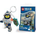Lego: Nexo Knight Clay világító kulcstartó
