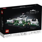 LEGO Architecture: Fehér Ház 21054 - CSOMAGOLÁSSÉRÜLT