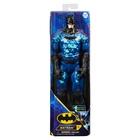 DC Batman: Tech Batman akciófigura kék ruhában - első kiadás, 30 cm
