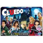 Cluedo - román nyelvű társasjáték - CSOMAGOLÁSSÉRÜLT