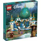 LEGO Disney Princess: Raya és a Szívpalota 43181