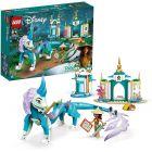 LEGO Disney Princess: Raya és Sisu sárkány 43184