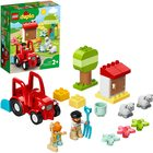 LEGO DUPLO Town: Tractor agricol - 10950