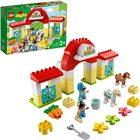 LEGO DUPLO Town: Lóistálló és pónigondozás 10951