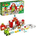 LEGO DUPLO Town: Pajta, traktor és állatgondozás a farmon 10952