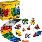 LEGO Classic: Kockák és járművek 11014