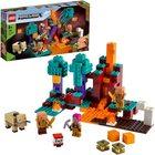 LEGO Minecraft: Pădurea deformată - 21168