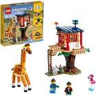 LEGO Creator: Szafari lombház a vadonban 31116